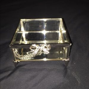 Other - Glass Jewelry Box 🌟